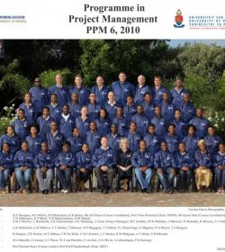 Project Management Group 6 - ppm 6 2010, Taken 2011
