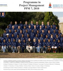 Project Management Group 7 - ppm 7 2010, Taken 2011