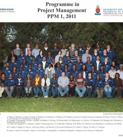 Project Management Group 1 - ppm 1 2011, Taken 2011
