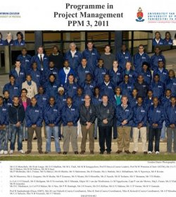 Project Management Group 3 - ppm 3 2011, Taken 2011