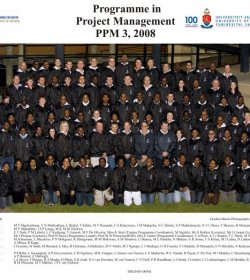 Project Management Group 3 - ppm 3 2008