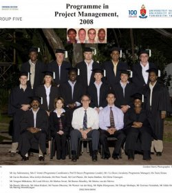 Project Management Group 5 2008