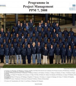 Project Management Group 7 - ppm 7 2008, taken 2009
