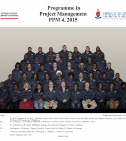 Programme in Project Management 4 - 2015